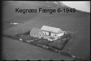 Kegnæs Færge 6 - 1949