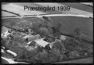 Præstegård - 1939