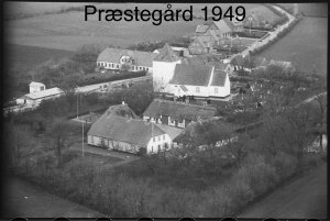 Præstegård - 1949