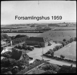Forsamlingshus - 1959
