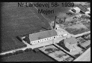 Mejeri, Nørre Landevej 59 - 1939