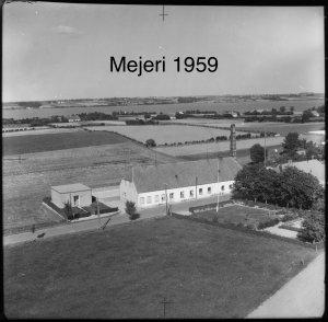 Mejeri, Nørre Landevej 59 - 1959