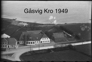 Gåsvig Kro - 1949