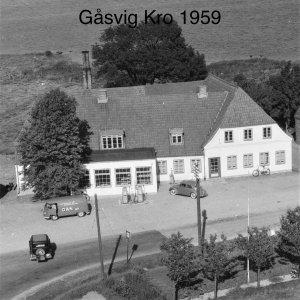 Gåsvig Kro - 1959