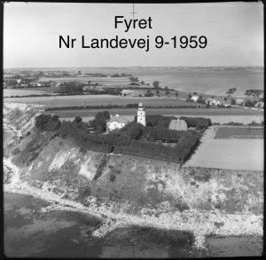 Fyret, Nørre Landevej 7 - 1959