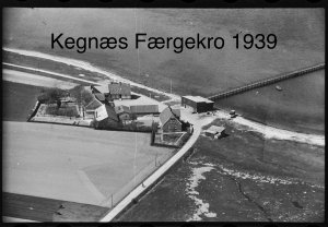 Kegnæs Færgekro - 1939