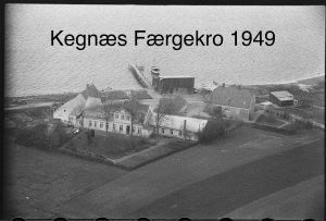 Kegnæs Færgekro - 1949