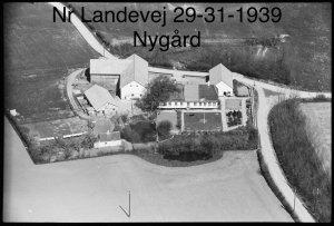 Nygård, Nørre Landevej 29-31 - 1939