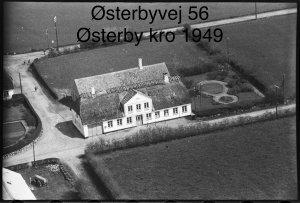 Østerby Kro, Østerbyvej 56 - 1949