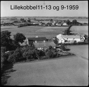 Lillekobbel 9, 11 og 13 - 1959