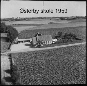 Østerby Skole - 1959