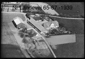 Sadbjerg, Nørre Landevej 65-67 - 1939