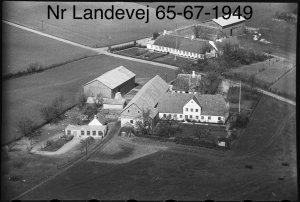 Sadbjerg, Nørre Landevej 65-67 - 1949