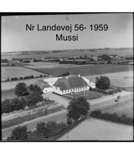 Mussis Museum, Nørre Landevej 56 - 1959