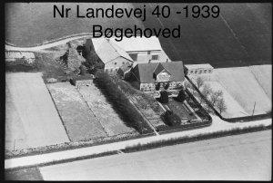 Bøgehoved, Nørre Landevej 40 - 1939