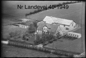 Bøgehoved, Nørre Landevej 40 - 1949