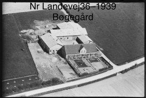 Bøgegård, Nørre Landevej 36 - 1939
