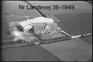 Bøgegård, Nørre Landevej 36 - 1949