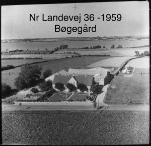 Bøgegård, Nørre Landevej 36 - 1959