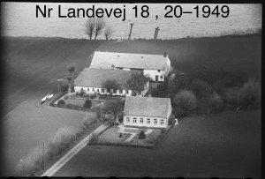 Nørre Landevej 18 og 20 - 1949
