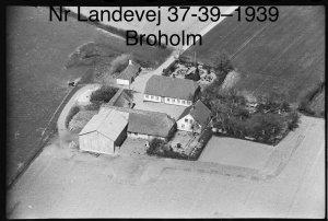 Broholm, Nørre Landevej 37-39 - 1939
