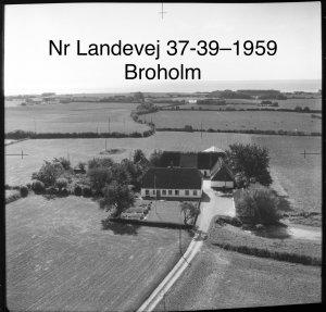 Broholm, Nørre Landevej 37-39 - 1959
