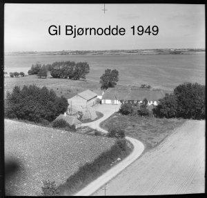 Gammel Bjørnodde - 1949