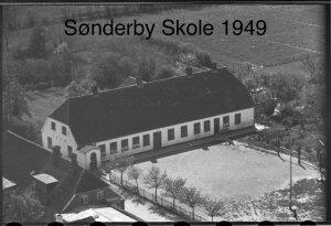 Sønderby Skole - 1949