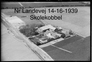 Skolekobbel, Nørre Landevej 14-16 - 1939