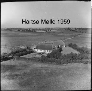 Hartsø Mølle - 1959