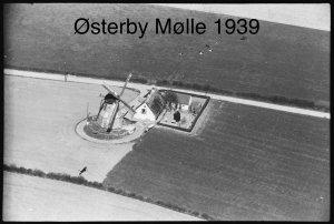 Østerby Mølle - 1939