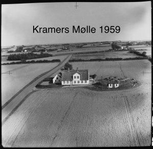 Kramers Mølle - 1959