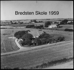 Bredsten Skole - 1959