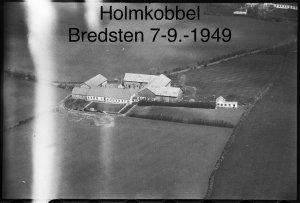 Holmkobbel, Bredsten 7-9 - 1949