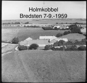 Holmkobbel, Bredsten 7-9 - 1959