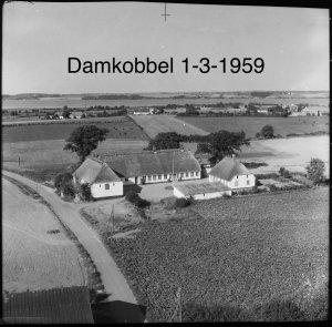 Damkobbel 1-3 - 1959