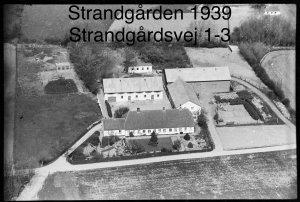 Strandgården, Strandgårdsvej 1-3 - 1939