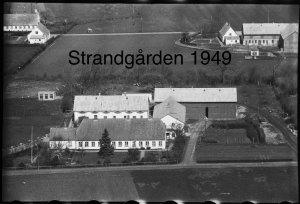 Strandgården, Strandgårdsvej 1-3 - 1949