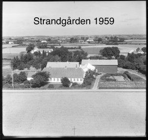 Strandgården, Strandgårdsvej 1-3 - 1959