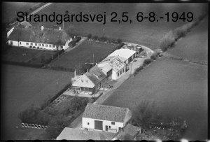 Strandgårdsvej 2, 6 og 8 - 1949