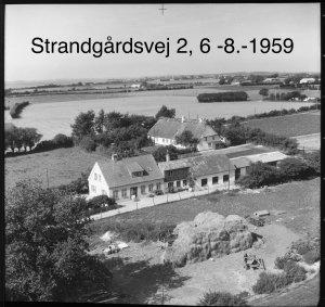 Strandgårdsvej 2, 6 og 8 - 1959