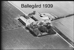 Ballegård - 1939