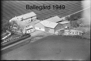 Ballegård - 1949