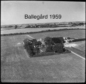 Ballegård - 1959