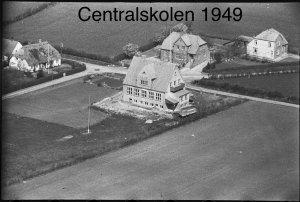 Centralskolen - 1949