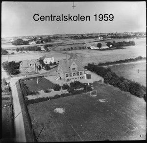 Centralskolen - 1959