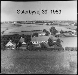 Gamle smedie, Østerbyvej 39 - 1959