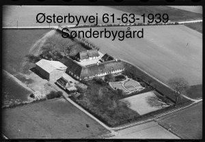 Sønderbygård, Østerbyvej 61-63 - 1939