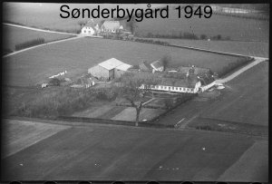 Sønderbygård, Østerbyvej 61-63 - 1949