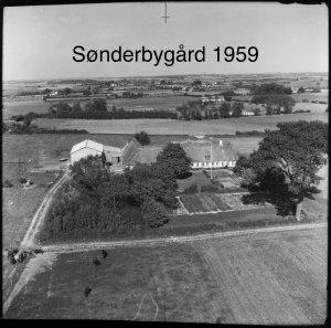 Sønderbyård, Østerbyvej 61-63 - 1959